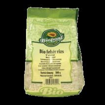 Fehér rizs, hosszú szemű Bio Biopont