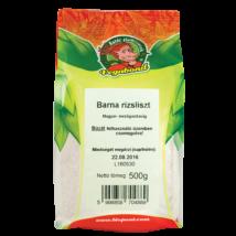 Barna rizsliszt Vegabond 500g