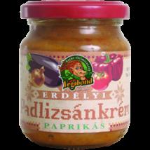 Padlizsánkrém (paprikás) 200g Erdélyi
