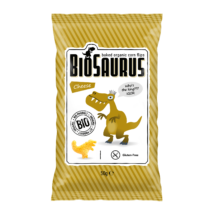 Kukoricás snack (sajtos) 50g BioSaurus