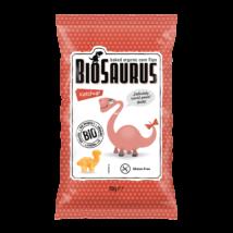 Kukoricás snack, ketchupos BioSaurus