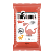 Kukoricás snack (ketchupos) 50g BioSaurus