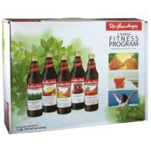 5 napos fitness program Dr.  Steinberger