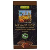 Keserűcsokoládé Nirwana BIO 100g Rapunze