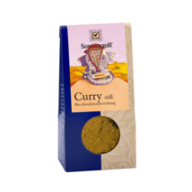 Curry édes 35g BIO Sonnentor