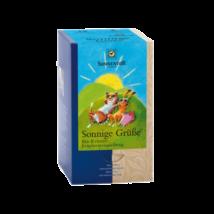 Napos üdvözlet tea bio Sonnentor 18x2,5g