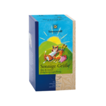 Napos üdvözlet tea BIO 18x2,5g Sonnentor