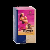 Gyömbér Energia tea BIO 20x1,5g Sonnent.