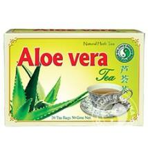 Aloe Vera tea (20x50g) filter Dr. Chen