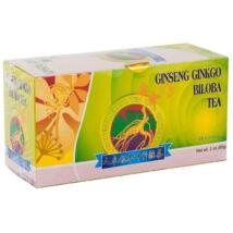 Ginseng gingko biloba teafilter dr.Chen