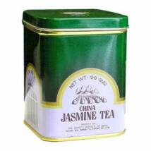Kínai jázminos zöld tea dr.Chen 120g fém