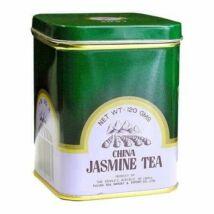 Jázmin zöld tea fémdobozos 120g