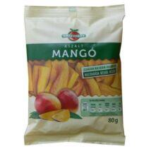 Aszalt mangó 80g Naturfood