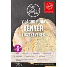 Világos puha kenyér liszkev. (gltm.) 1kg