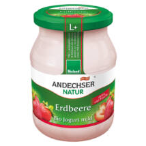 Joghurt (eper) BIO 500g Andescher