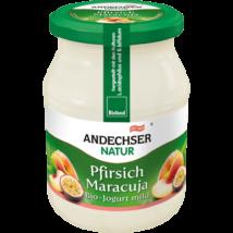 Joghurt őszibarack maracuja 3,7% BIO AND