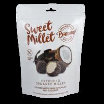 Kölesgolyó csokis-kókuszos 55g Biopont