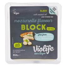 Növényi sajt (mozzarella) szeletelt 100g