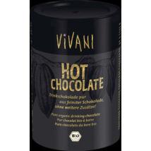 Forró csokoládé italpor BIO 280g Vivani