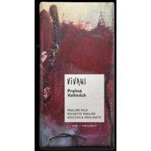 Tejcsokoládé Praliné BIO  Vivani