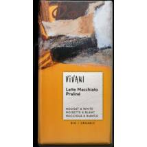 Latte Macchiato praliné BIO 100g Vivani