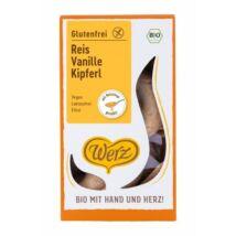 Rizses-vanilás kifli (glutm.) BIO 125g