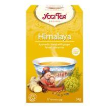 Himalaya tea bio Yogi 17x2g