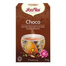 Csokoládés tea BIO 17x2,2g YogiTea