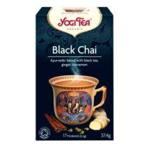 Fekete Chai Yogi Tea 37,4g BIO