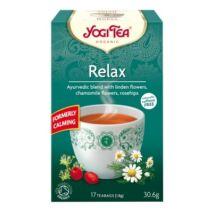 Relaxáló tea bio Yogi 17x1,8g