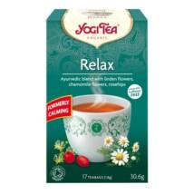 Relaxáló tea BIO 20x1,5g YogiTea