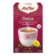 Tisztító bio Yogi tea 17x1,8g