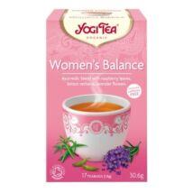 Női egyensúly tea Yogi Tea 30,6g BIO