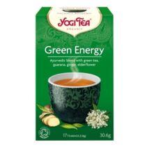 Zöld Energia tea BIO 17x1,8g YogiTea