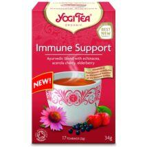 Immunerősítő tea Yogi Tea 34g BIO