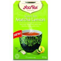 Matcha Lemon tea BIO YogiTea 30,6g