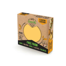 Növényi sajt (cheddar) 250g GreenVie