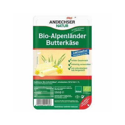 Alpenlander sajt szelt. BIO 150g Andech.