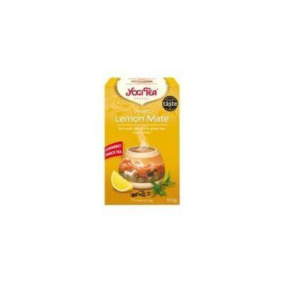 Citrom-mate tea édes BIO 17x1,8g YogiTea
