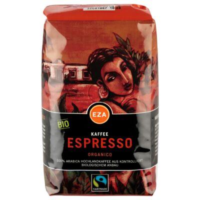 Espresso kávé (szemes) BIO 500g Eza