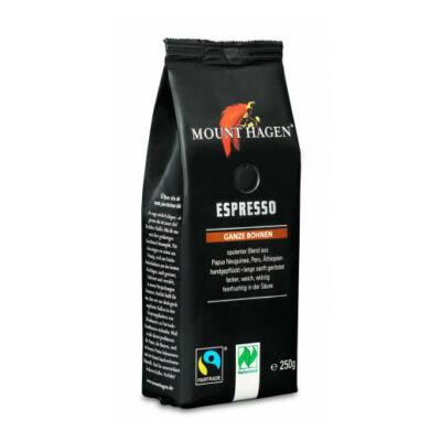 Espresso kávé (szemes) BIO 250g Mount H.