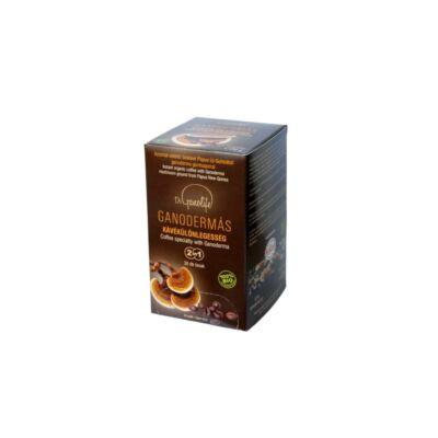Ganodermás kávé 2in1 BIO 30x2,4g Gyöngyö