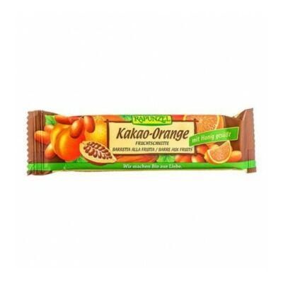 Gyümölcsszelet (kakaó-narancs) BIO 40g