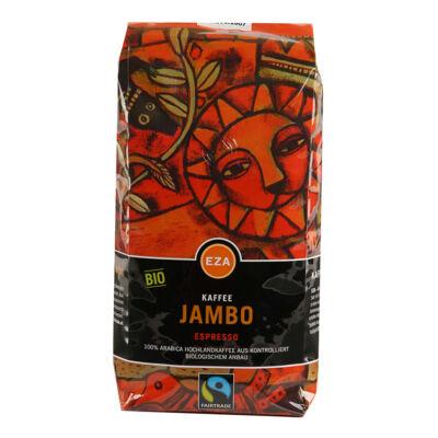 Jambo espresso kávé (szemes) BIO 1kg Eza