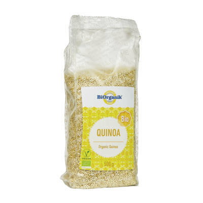 Quinoa BIO 500g Biorganik