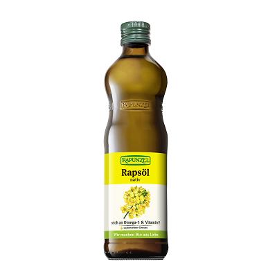 Repceolaj szűz BIO 500ml Rapunzel