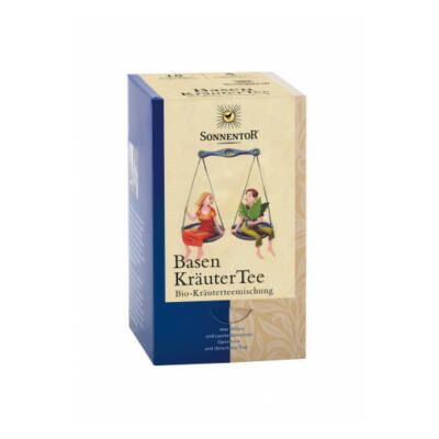 Sav-bázis egyensúly tea BIO 18x1,5g Sonn