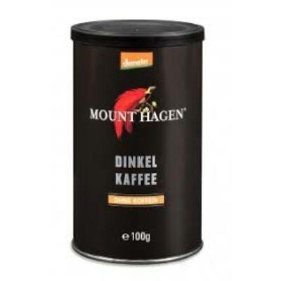 Instant kávé tönkölybúzából BIO 100g Mount Hage
