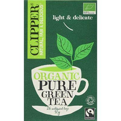 Zöld tea BIO 20x2,5g Clipper