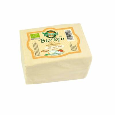 Tofu (natúr) BIO 300g Toffini